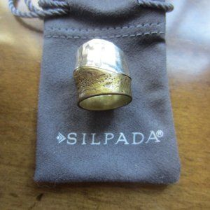 Silpada R3134 Rain or Shine Ring size 6.25